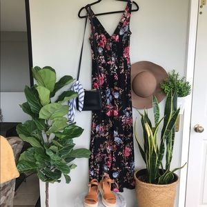 Altar'd State Floral Maxi